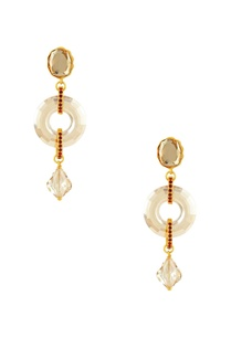 gold-plated-tarun-tahiliani-disc-earrings