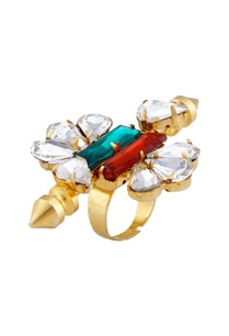 gold-plated-swarovski-crystal-statement-ring