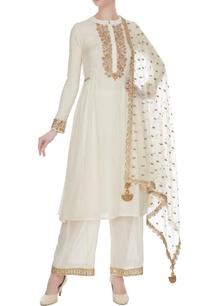 cream-gota-embroidered-kurta-set