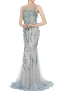 silver-net-stone-work-sheath-gown