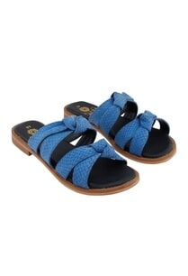 blue-leather-knotted-strap-sandals