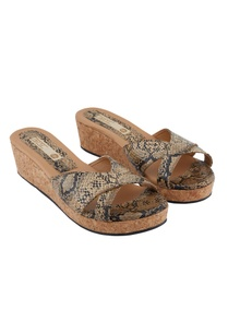 gold-synthetic-cork-snake-skin-design-wedges