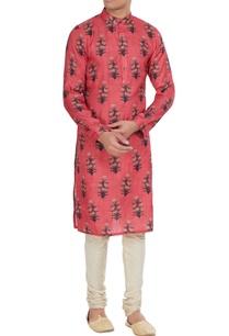 pink-cotton-cotton-silk-floral-print-kurta