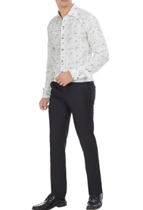 white-linen-abstract-printed-shirt