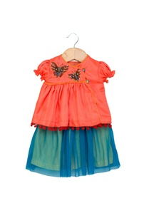 peach-blue-cotton-silk-hand-embroidered-top-with-skirt