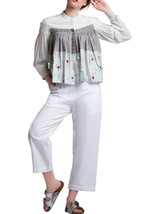 multi-colored-linen-regular-paneled-pleated-tunic-with-white-linen-pants