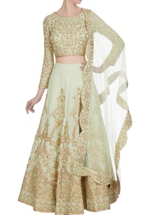 mint-green-sequin-embroidered-lehenga-set
