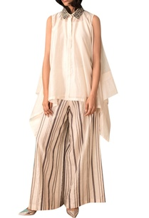 ivory-hand-woven-chanderi-wide-leg-pants