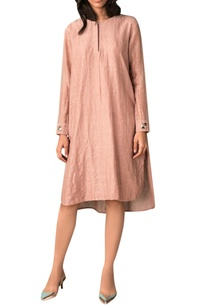 taupe-zari-check-tunic