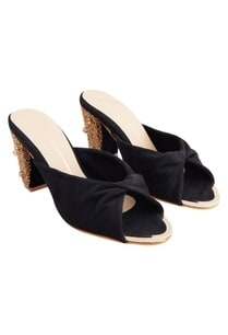 black-suede-genuine-leather-sole-hand-embroidered-block-heels