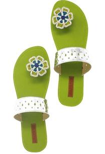 green-floral-beadwork-paduka-sandals