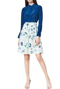 off-white-silk-handwoven-tie-up-skirt