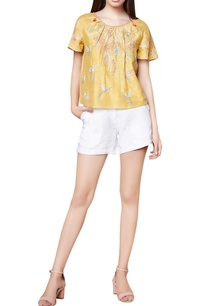 yellow-cotton-silk-hand-embroidered-blouse