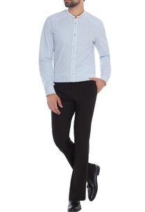 blue-white-stripe-shirt