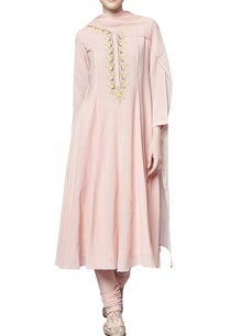 blush-cotton-georgette-meysi-anarkali-kurta-with-churidar-dupatta