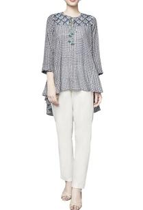 grey-modal-printed-mihira-blouse