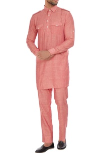 pathani-style-kurta-with-pants