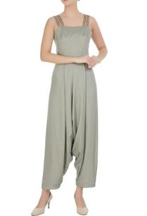 mint-green-satin-modal-cowled-jumpsuit