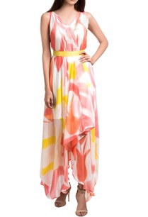 orange-yellow-hand-dyed-brush-painted-maxi-dress