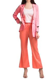 pink-hand-dyed-overlap-jacket-with-flared-pants