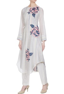 ivory-cotton-chanderi-jacket-tunic-with-inner-pants