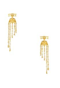 antique-telephone-shape-earrings