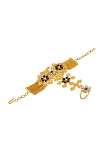 floral-kundan-haathpool-with-chain