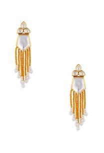 kundan-multicolored-bead-long-earrings