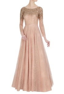 sequin-rose-embroidered-bridal-gown