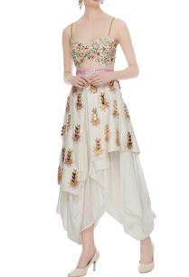white-matka-silk-embellished-embroidered-japanese-pants-dhoti-jumpsuit