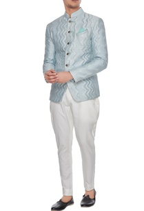 powder-blue-quilted-bandhgala