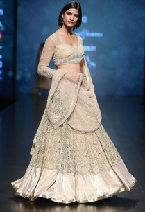 gold-crochet-pearl-sequin-hand-embroidered-lehenga-set