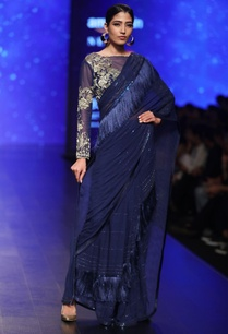 blue-chiffon-silk-tassel-concept-saree-in-sequins-beads-with-blouse
