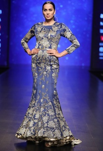 blue-silk-bead-sequin-embroidered-mermaid-gown-with-long-trail