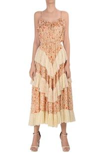 tiered-midi-dress