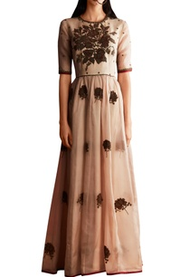 champagne-beige-organza-silk-garden-dress