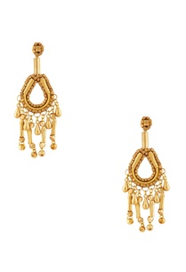 gold-plated-cube-bead-earrings