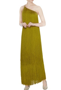 olive-green-crepe-silk-tasseled-babylon-gown