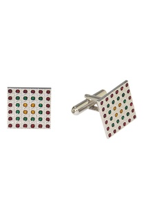 multicolored-square-handcrafted-cufflinks