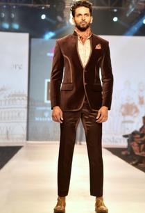 brown-velvet-tuxedo-jacket
