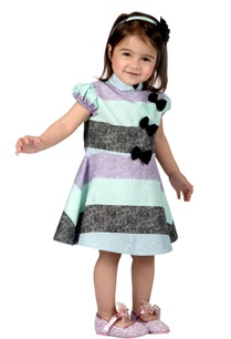 multi-colored-cotton-blend-cotton-lining-four-bow-midi-dress