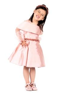 blush-taffeta-net-leg-of-mutton-sleeves-short-dress