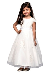 ivory-floral-flower-girl-gown