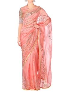 pink-gota-work-saree-with-blouse