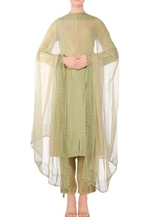 olive-green-embroidered-straight-kurta-with-pants-dupatta