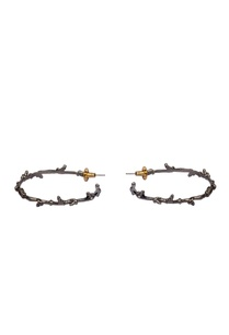 black-brass-wired-hoops