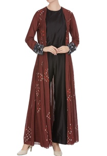 mulmul-floral-printed-jacket-with-sequin-embroidered-cuffs