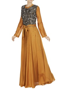 chanderi-maxi-dress-with-sequin-bodice