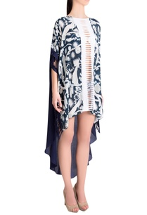 white-sapphire-printed-crepe-italian-jersey-izu-juno-kaftan-high-low-dress