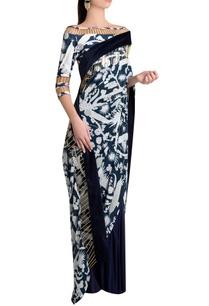 white-italian-jersey-izu-juno-printed-pleated-skirt-sari-with-pipes